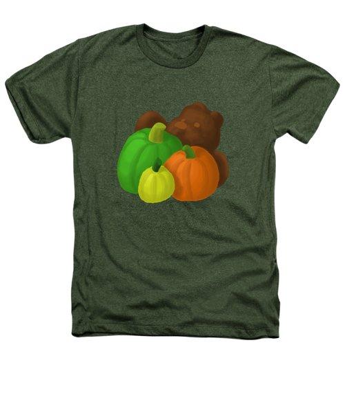 Pumpkin Family Heathers T-Shirt