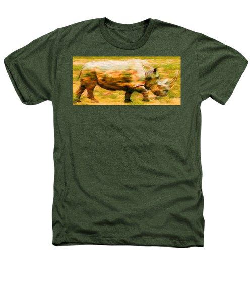 Rhinocerace Heathers T-Shirt