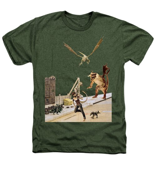 Running From My Problems Heathers T-Shirt
