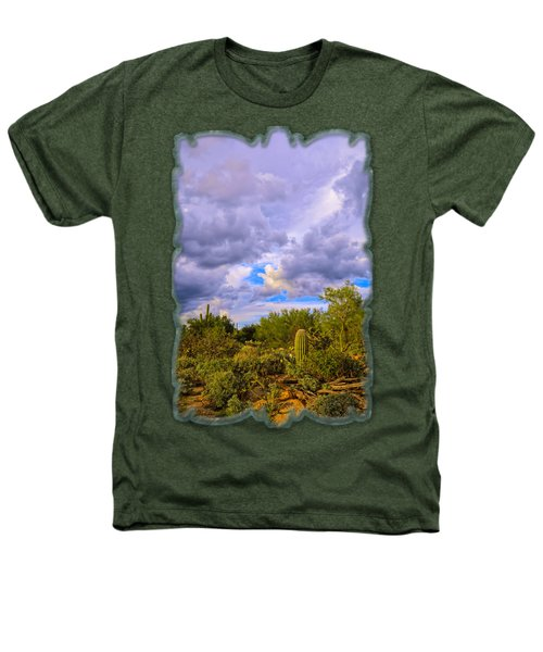 Sonoran Desert V13 Heathers T-Shirt