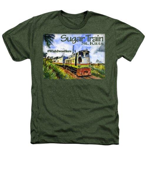 Sugar Train St. Kitts Shirt Heathers T-Shirt
