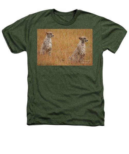 The Cheetahs Heathers T-Shirt