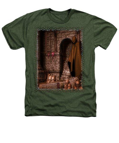 The Dark Heathers T-Shirt by Sharon and Renee Lozen