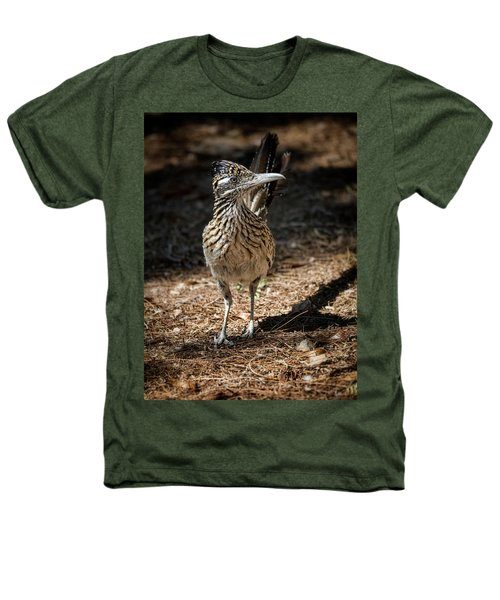 The Greater Roadrunner Walk  Heathers T-Shirt