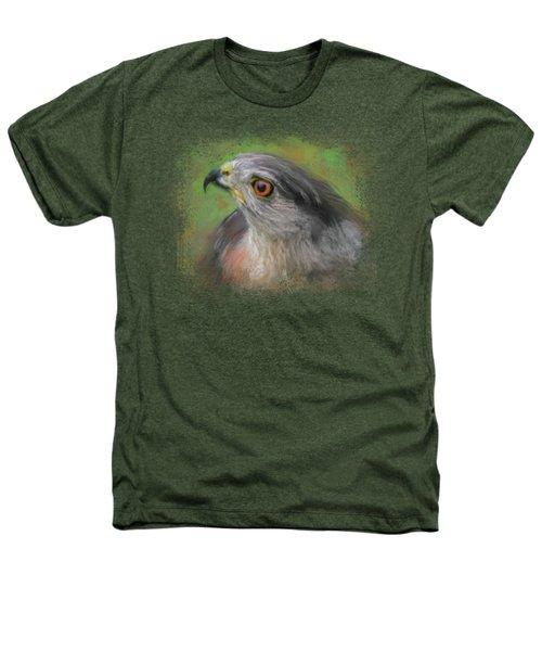 The Sharp Shinned Hawk Heathers T-Shirt