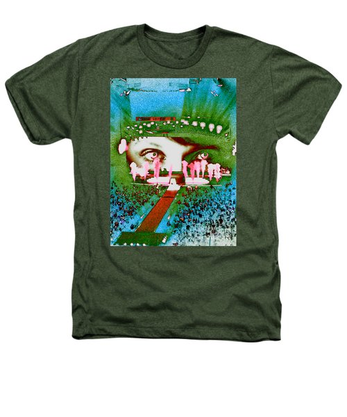 Through The Eyes Of Taylor Heathers T-Shirt by Kim Peto