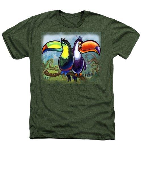 Toucans Heathers T-Shirt