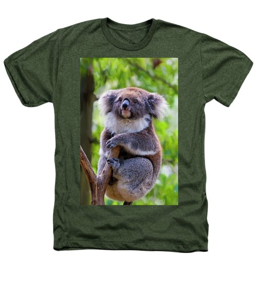 Treetop Koala Heathers T-Shirt