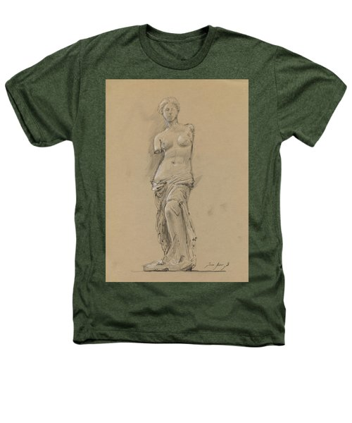 Venus De Milo Heathers T-Shirt by Juan Bosco