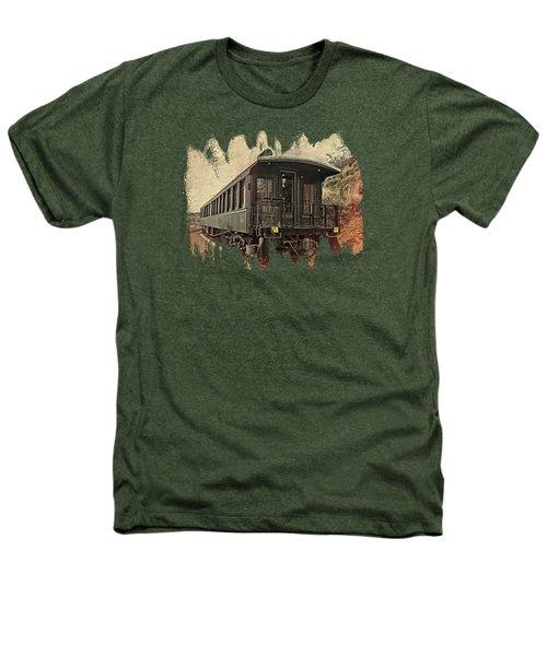 Virginia City Pullman Heathers T-Shirt by Thom Zehrfeld