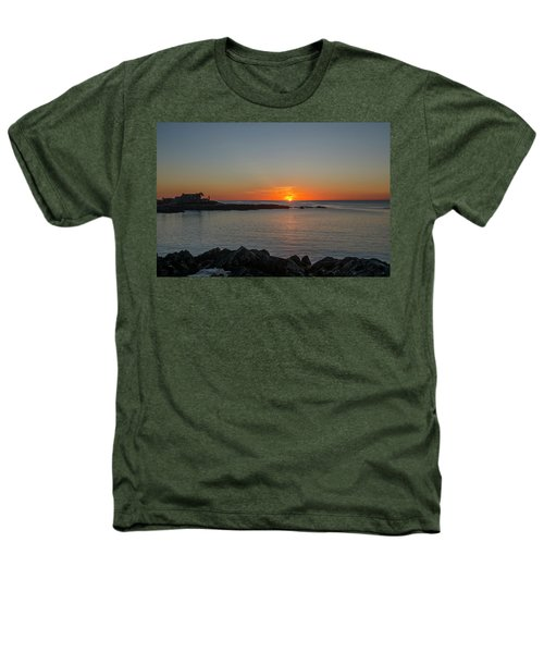 Walkers Point Kennebunkport Maine Heathers T-Shirt