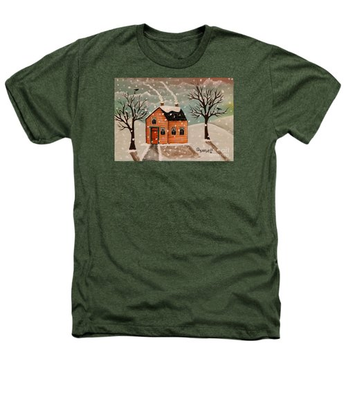 Winter House Heathers T-Shirt