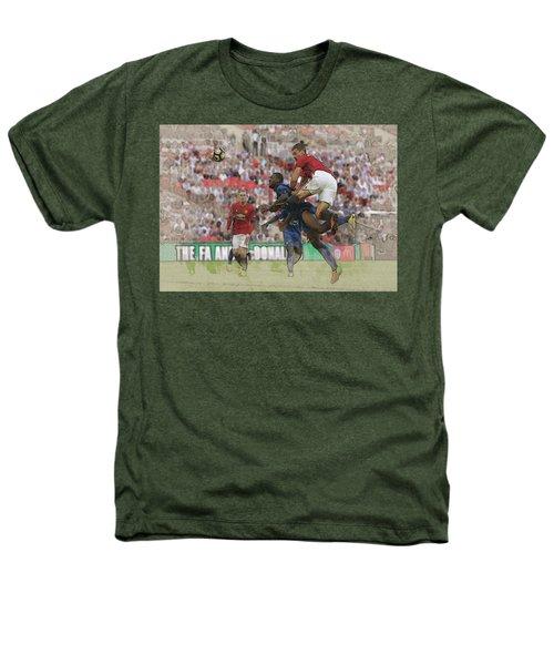 Zlatan Ibrahimovic Header Heathers T-Shirt