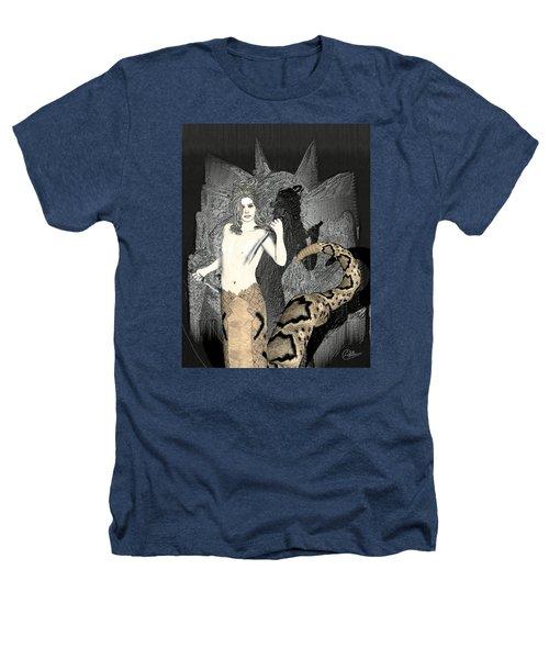 Gorgon Medusa  Heathers T-Shirt by Quim Abella
