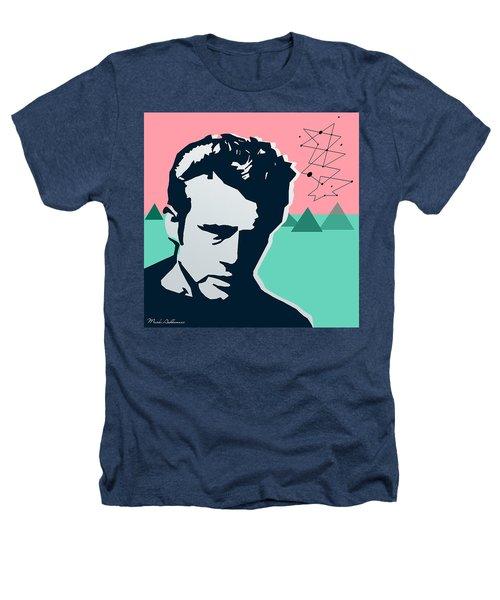 James Dean Heathers T-Shirt by Mark Ashkenazi