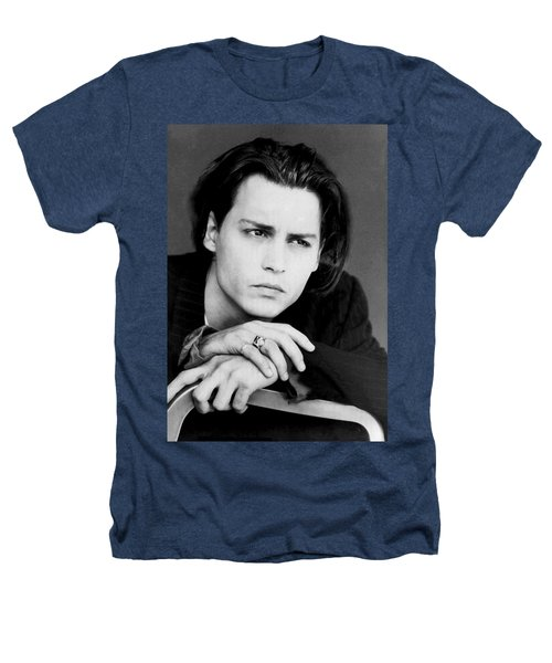 Johnny Depp Heathers T-Shirt by Karon Melillo DeVega