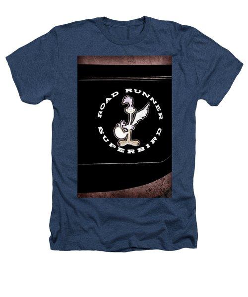 Road Runner Superbird Emblem Heathers T-Shirt