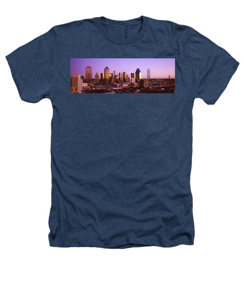 Dallas, Texas, Usa Heathers T-Shirt by Panoramic Images