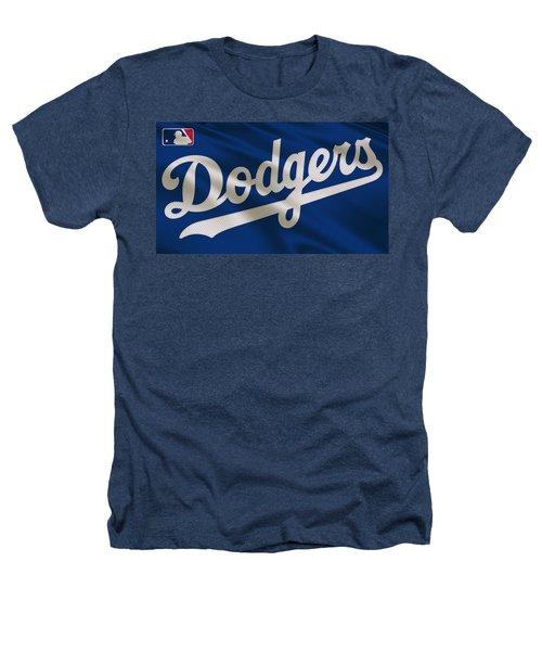 Los Angeles Dodgers Uniform Heathers T-Shirt