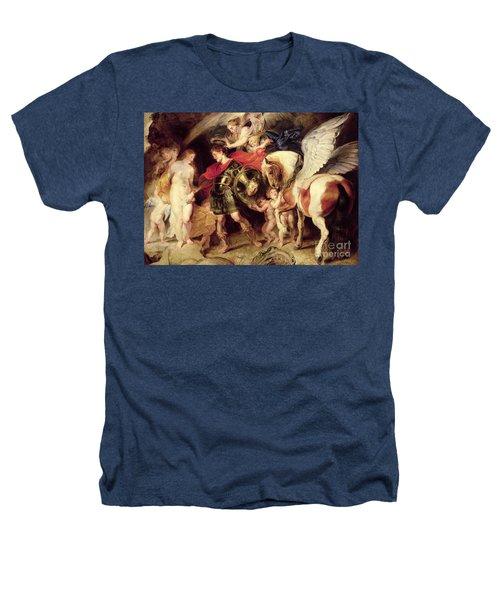 Perseus Liberating Andromeda Heathers T-Shirt