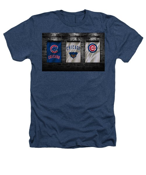 Chicago Cubs Heathers T-Shirt