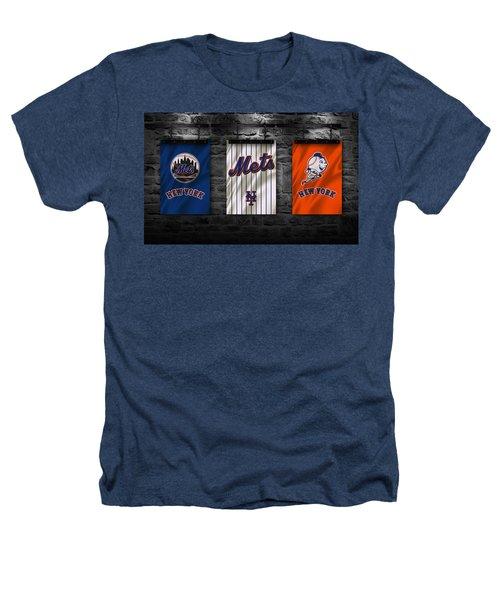 New York Mets Heathers T-Shirt