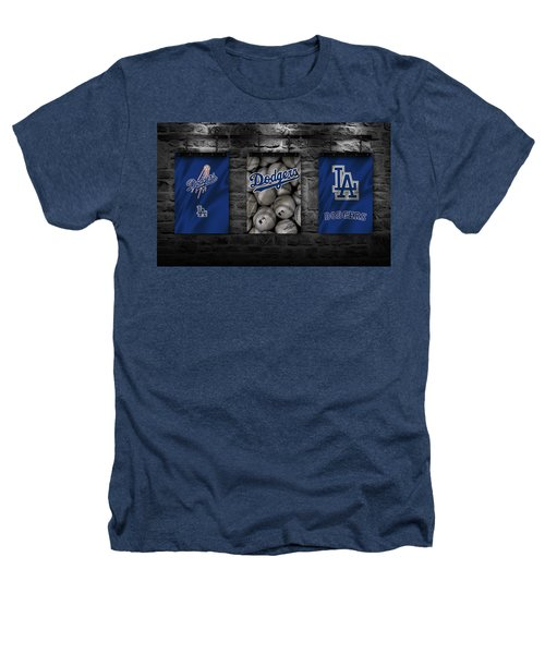 Los Angeles Dodgers Heathers T-Shirt