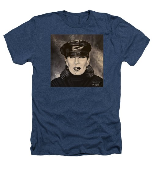Anjelica Huston Heathers T-Shirt by Paul Meijering
