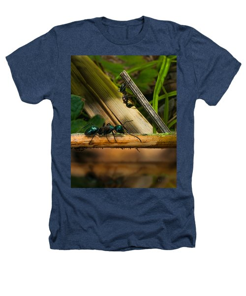 Ants Adventure 2 Heathers T-Shirt