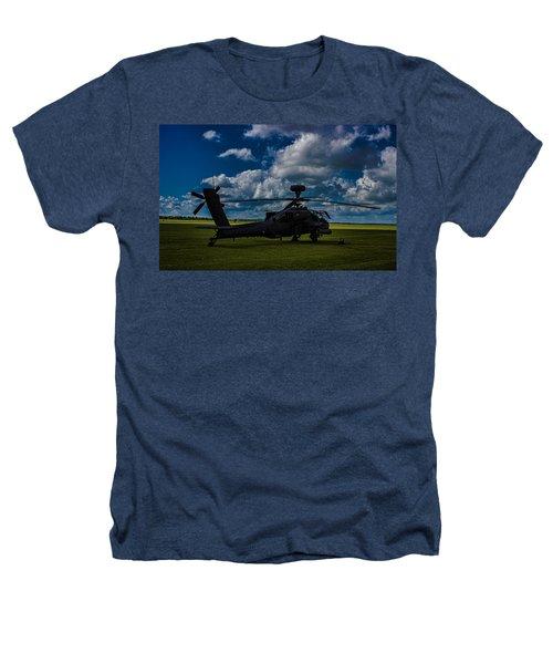 Apache Gun Ship Heathers T-Shirt