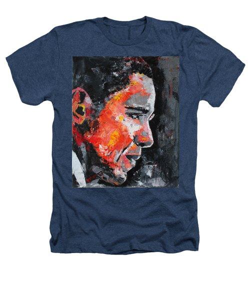 Barack Obama Heathers T-Shirt by Richard Day