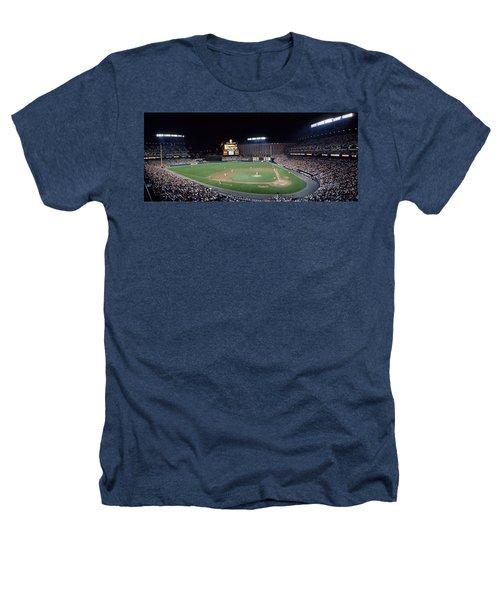 Baseball Game Camden Yards Baltimore Md Heathers T-Shirt