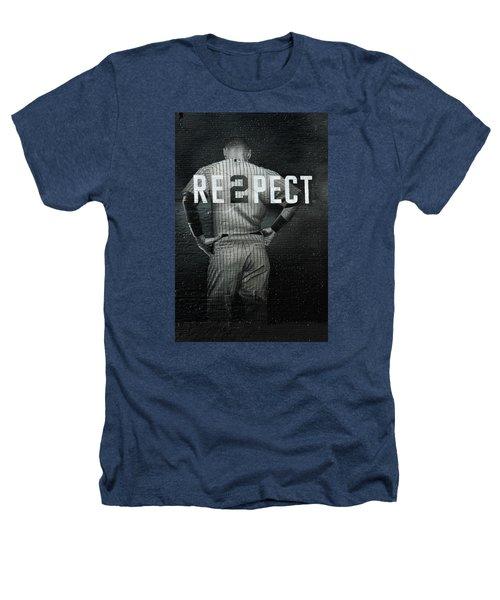 Baseball Heathers T-Shirt by Jewels Blake Hamrick