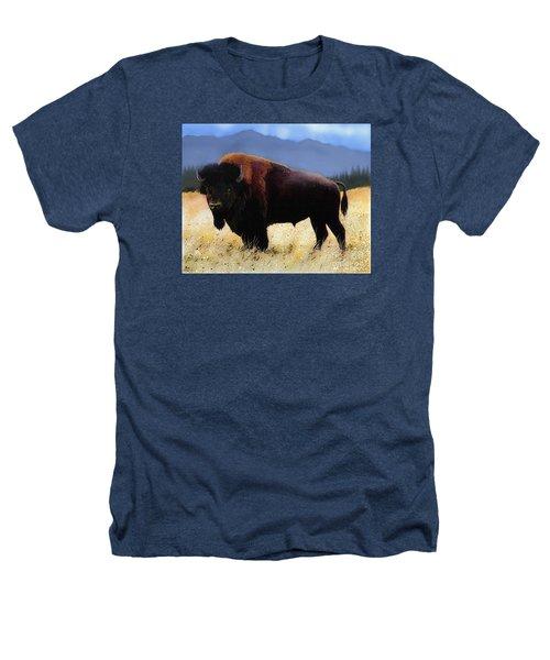 Big Bison Heathers T-Shirt
