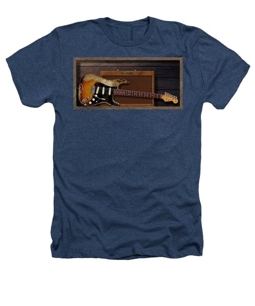 Blues Tools Heathers T-Shirt