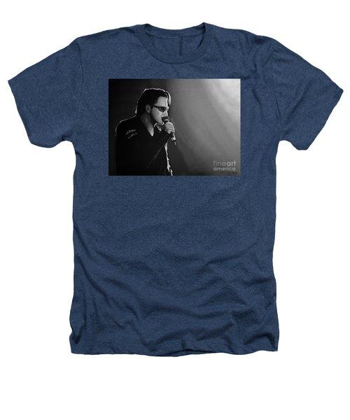 Bono Heathers T-Shirt by Meijering Manupix
