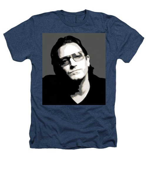 Bono Poster Heathers T-Shirt by Dan Sproul