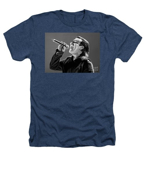 Bono U2 Heathers T-Shirt by Meijering Manupix