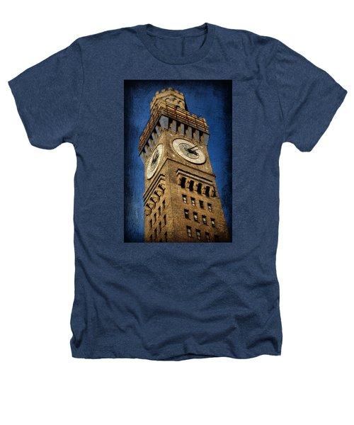 Bromo Seltzer Tower No 3 Heathers T-Shirt