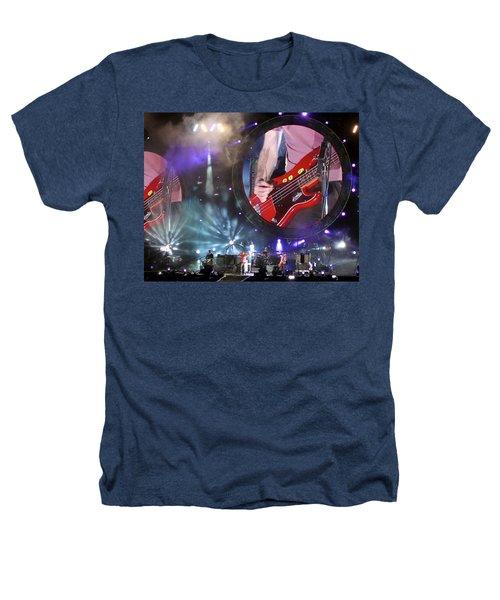 Coldplay - Sydney 2012 Heathers T-Shirt