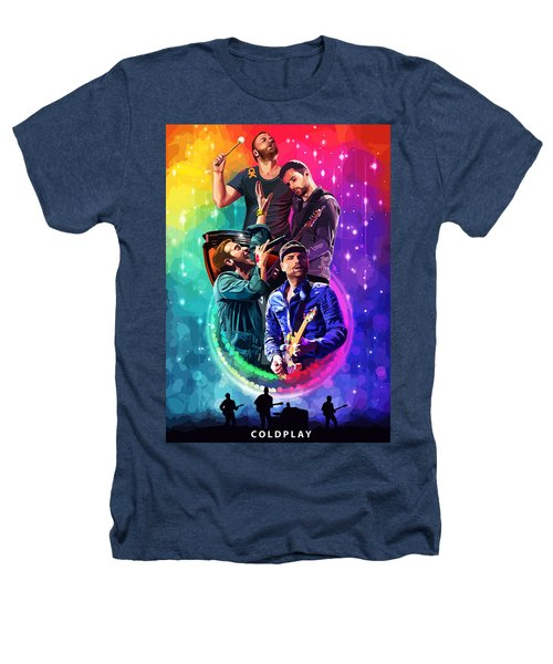 Coldplay Mylo Xyloto Heathers T-Shirt by FHT Designs
