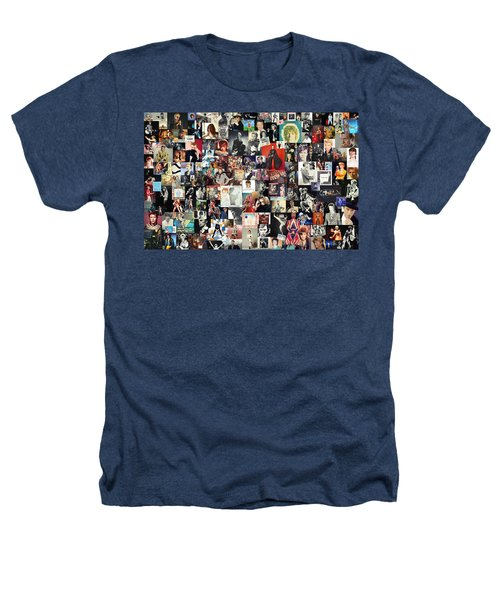 David Bowie Collage Heathers T-Shirt