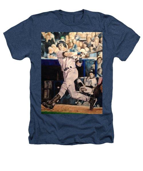 Derek Jeter Heathers T-Shirt by Lance Gebhardt