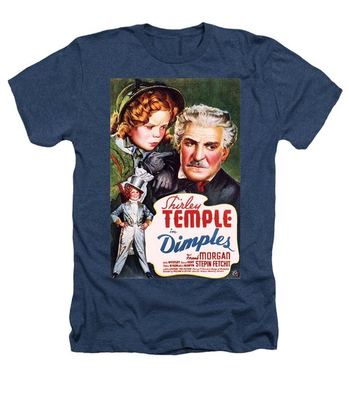 Dimples Heathers T-Shirt