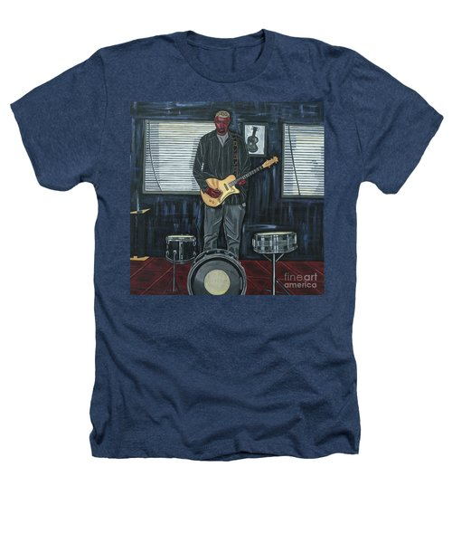 Drums And Wires Heathers T-Shirt