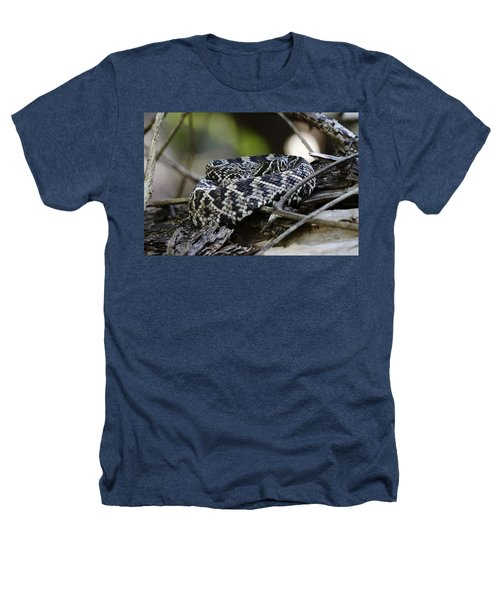 Eastern Diamondback-1 Heathers T-Shirt