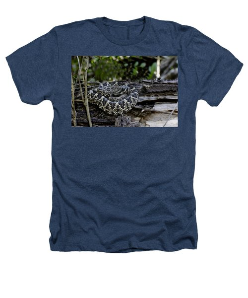 Eastern Diamondback-2 Heathers T-Shirt