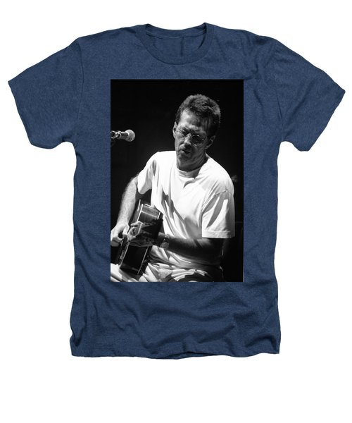 Eric Clapton 003 Heathers T-Shirt by Timothy Bischoff