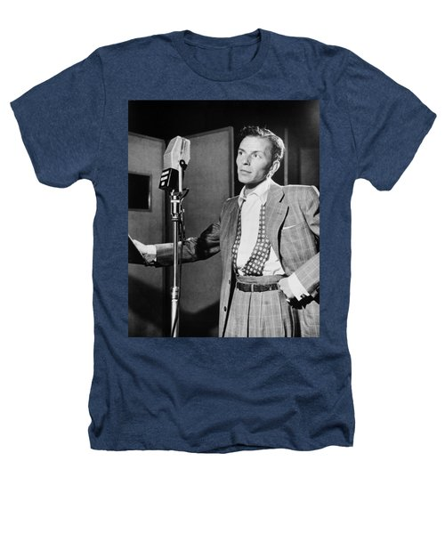 Frank Sinatra Heathers T-Shirt by Mountain Dreams