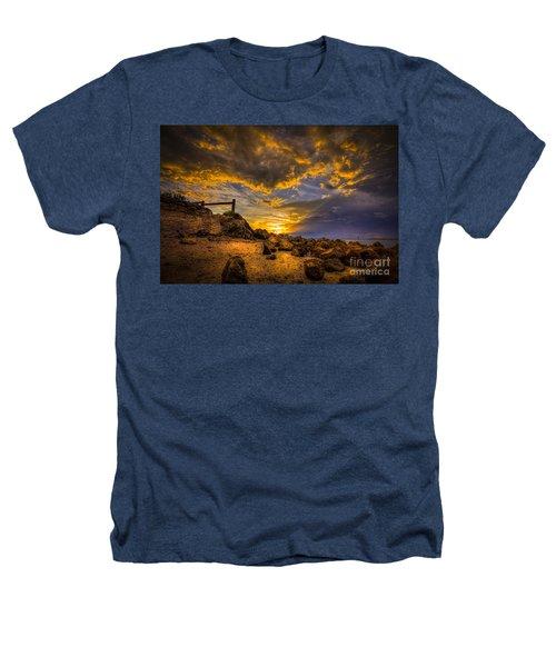Golden Shore Heathers T-Shirt